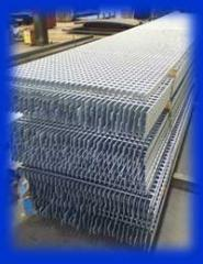 Galvanized steel and metal products