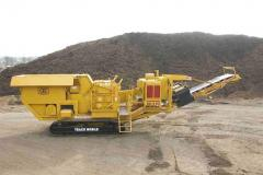 Mobile Impact Crusher and Screen Plant, CEC