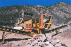 Quarry Rock Seperator, CEC Quarry King