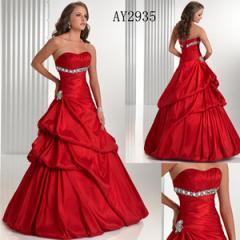 # 869 Beaded and empire waist women's skirt