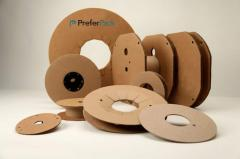 Corrugated Reels and Cardboard Spools