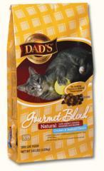 Gourmet Blend® Natural Cat Food