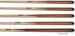 1 Piece Maple Cues
