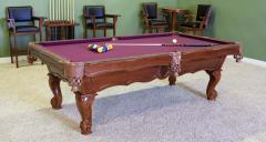 Sorbonne Pool Table