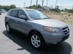 2008 Hyundai Santa Fe Limited Car