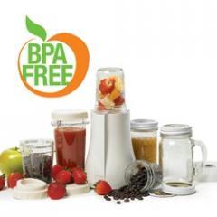BPA Free PB-350 Mason Jar Personal Blender
