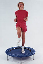 Needak Soft-Bounce Folding Rebounder
