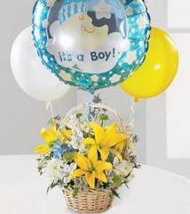 It's A Boy Balloons