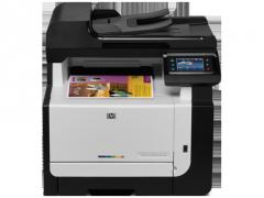 HP LaserJet Pro CM1415fnw Color Multifunction