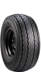 Industrial Trax Versatile tire designed for hard