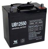 Universal UB12550 (22NF) - 12V 55AH SLA Battery