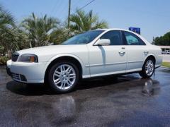 2004 Lincoln LS Sport Car
