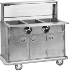 10-000 Series Hot Food Server