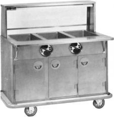 10-000 Series Hot Food Server