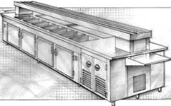 Coldveyor™ Refrigerated Conveyor