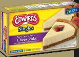 Edwards® Original Cheesecake Slices