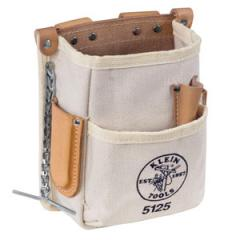 5-Pocket Tool Pouch - Canvas