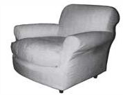 JMF Style Slipcover Chair