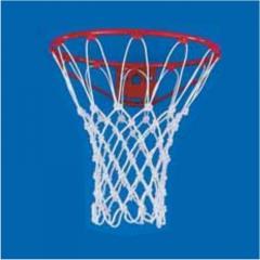 Carron Net Anti-Whip Braided Cotton Basketball Net