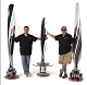 Large Propeller Sculpture