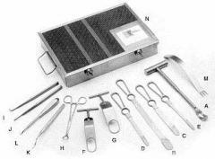 Total Shoulder Instruments