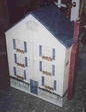 Dollhouse with Chimney