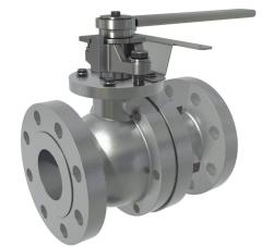 TBV Series 2800 Two-Piece, Full Port Cast, Flanged