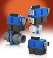 Series EBVA Electric Ball Valve Actuators