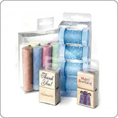 Clear Plastic Boxes / Folding Cartons