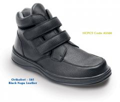 Men's Strap Orthopedic Boots 581