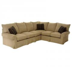 Miles Talbott 1560 Series Upholstered Sectional