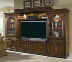 Brookhaven Wall Unit by Hooker Furniture