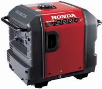 Honda Inverter Equipped Super Quiet Generator