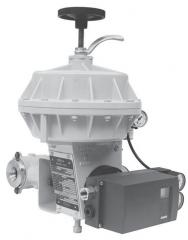 Ranger Qct Eccentric Plug Rotary Control Valve