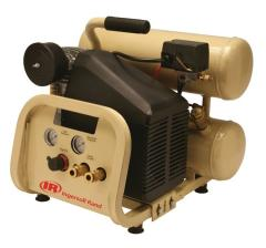 Oil-Lubricated Twin-Stack Air Compressors