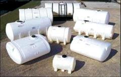 Industrial Tanks - Horizontal