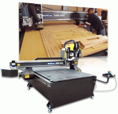 MultiCam CNC Machines