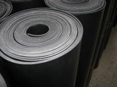 Sheet Rubber   ( available in sheets or rolls cut