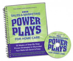 """Sales & Marketing Power Plays"