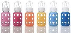 WeeGo - 4 oz Glass Bottle