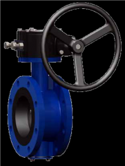 """Resilient Seated Butterfly Valve 3""""-24"""" - Flanged"""
