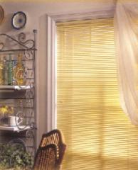 Kirsch and Mini Aluminum Blinds