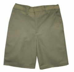 Boy's Flat Front Shorts