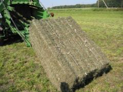 Hay Equipment, Krone BigPack