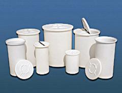 Open Top Polyethylene Storage Tanks