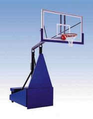 Storm is a portable basketball goal