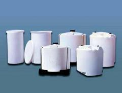 Miscellaneous Polyethylene Storage Tanks