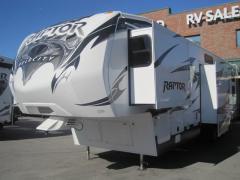 New 2012 Keystone Raptor 3912LEV Fifth Wheel