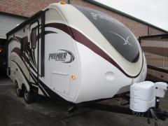 2012 Keystone Premier 19FB Travel Trailer