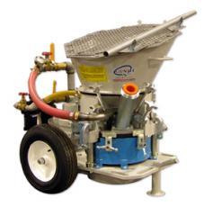 C-10 Dry-Mix Gunite Machine